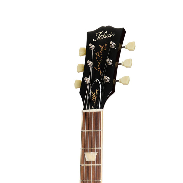 Tokai '70th Anniversary Edition' LS-186EF LP-Style Electric Guitar (Brown Sunburst)-LS-186EF-BS