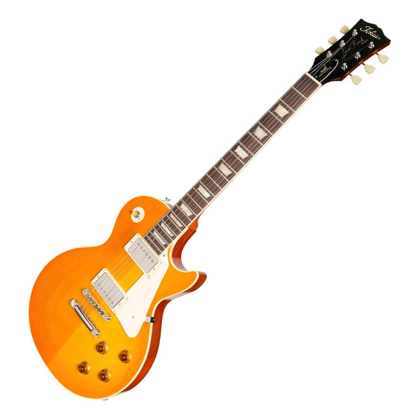 Tokai '70th Anniversary Edition' LS-186EF LP-Style Electric Guitar (Vintage Lemon Drop)-LS-186EF-LD