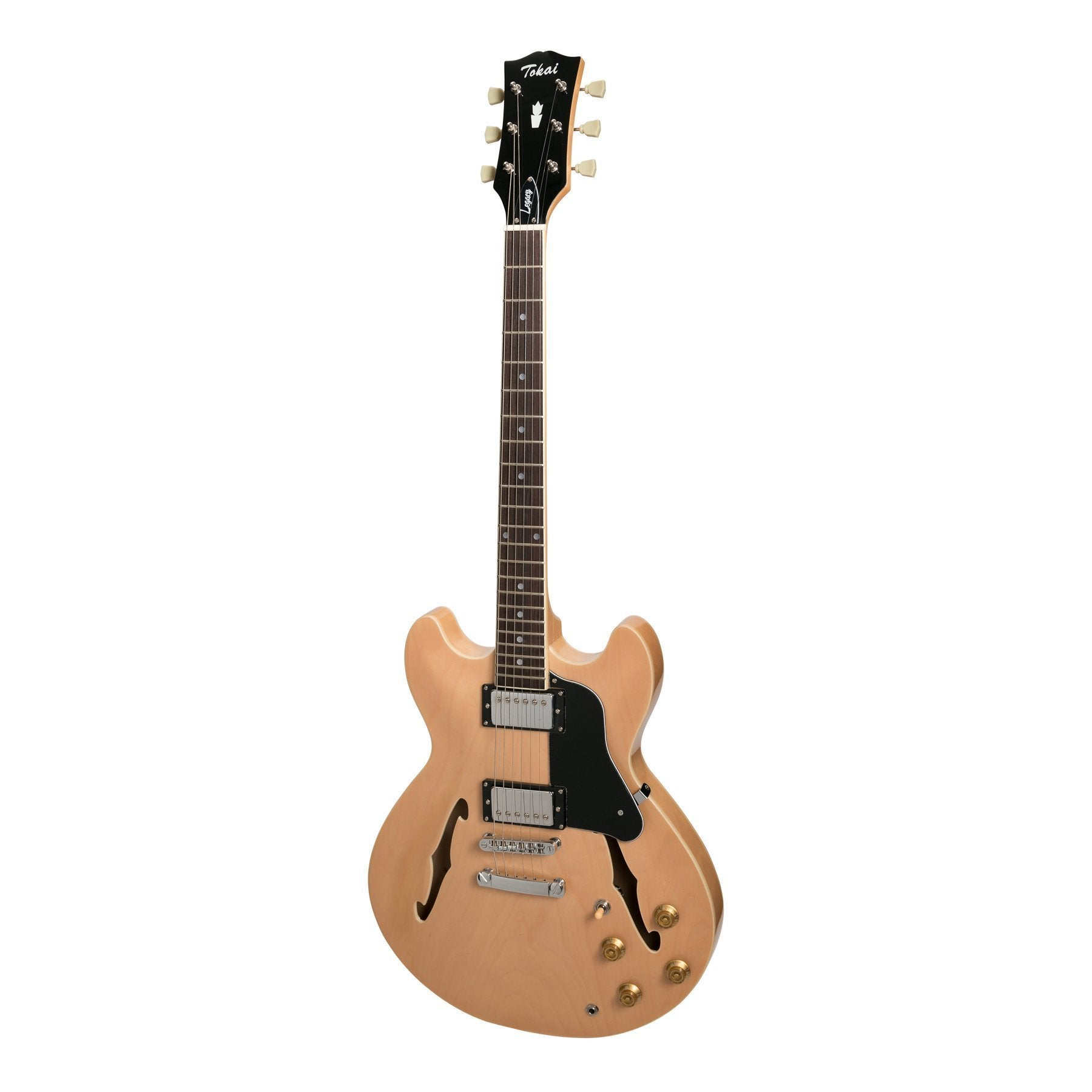 Tokai 'Legacy Series' ES-Style Electric Guitar (Natural)-TL-ES-NA