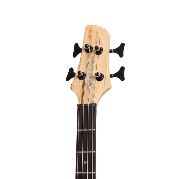 Tokai 'Legacy Series' Left Handed Mahogany T-Style Contemporary Electric Bass Guitar (Natural Satin)-TL-CB1L-NA