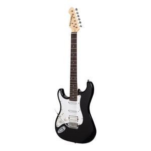 Tokai 'Legacy Series' Left Handed ST-Style Electric Guitar (Black)-TL-STL-BB/R