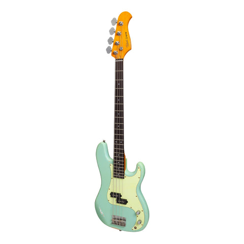 Tokai 'Legacy Series' P-Style 'Relic' Electric Bass (Blue)-TL-PBR-BLU