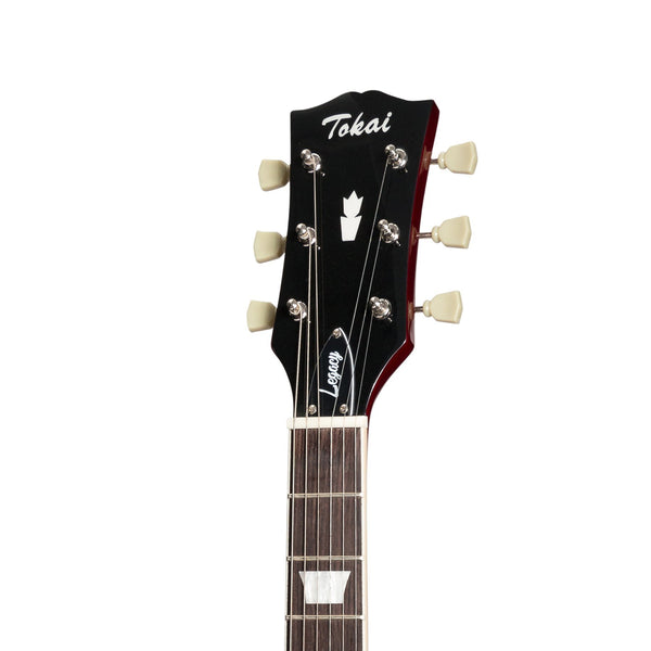 Tokai 'Legacy Series' SG-Style Electric Guitar (Wine Red)-TL-SG-WN