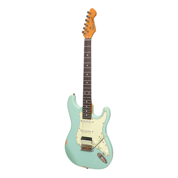 Tokai 'Legacy Series' ST-Style HSS 'Relic' Electric Guitar (Blue)-TL-ST5-BLU