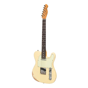 Tokai 'Legacy Series' TE-Style 'Relic' Electric Guitar (Cream)-TL-TE13-CRM