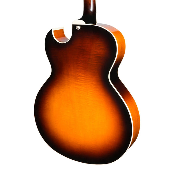 Tokai 'Premium Series' FA-245 175-Style Hollow Body Archtop Electric Guitar (Vintage Sunburst)-FA-245-VS