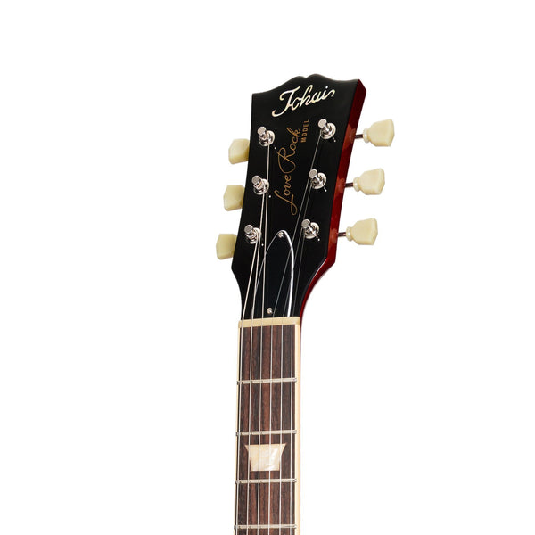 Tokai 'Premium Series' LS-196 LP-Style Electric Guitar (Cherry Sunburst)-LS-196-CS