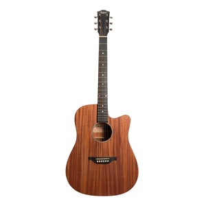 Tokai 'Terra Nova' M3 Dreadnought Cutaway Acoustic-Electric Guitar (Natural Satin)-TT-M3C2-NS