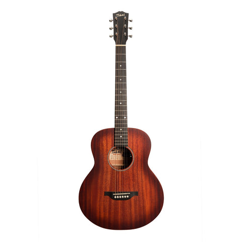 Tokai 'Terra Nova' M3 Mini Acoustic-Electric Guitar (Vintage Sunburst Satin)-TT-M3SS2-RSB