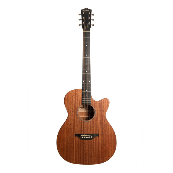 Tokai Terra Nova M3 Model Contemporary Cutaway Acoustic-Electric Guitar (Natural Satin)-TT-M3F2-NS-Australia