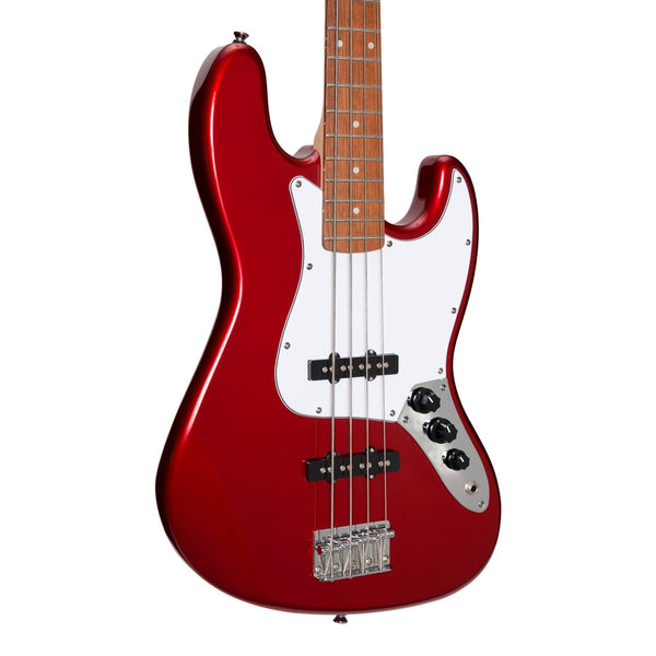 Tokai 'Traditional Series' AJB-58 J-Style Electric Bass (Metallic Red)-AJB-58-MR