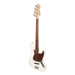 Tokai 'Traditional Series' AJB-58 J-Style Electric Bass (Vintage White)-AJB-58-VWH