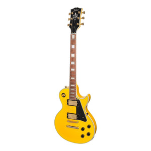 Tokai 'Traditional Series' ALC-62 LP-Custom Style Electric Guitar (Yellow)-ALC-62-YW