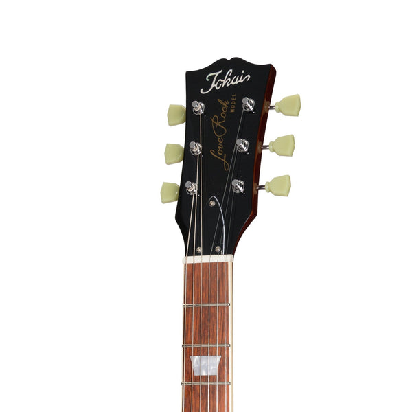 Tokai 'Traditional Series' ALS-62 LP-Style Electric Guitar (Gold Top)-ALS-62-GT