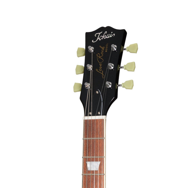 Tokai 'Traditional Series' ALS-62F LP-Style Electric Guitar (Brown Sunburst)-ALS-62F-BS