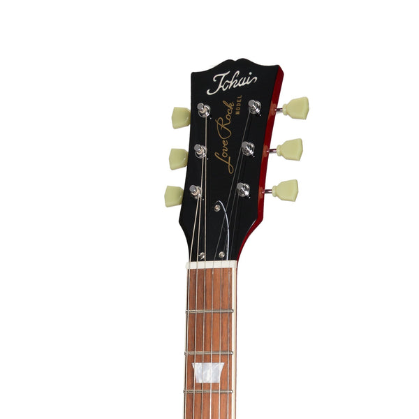 Tokai 'Traditional Series' ALS-62F LP-Style Electric Guitar (Cherry Sunburst)-ALS-62F-CS