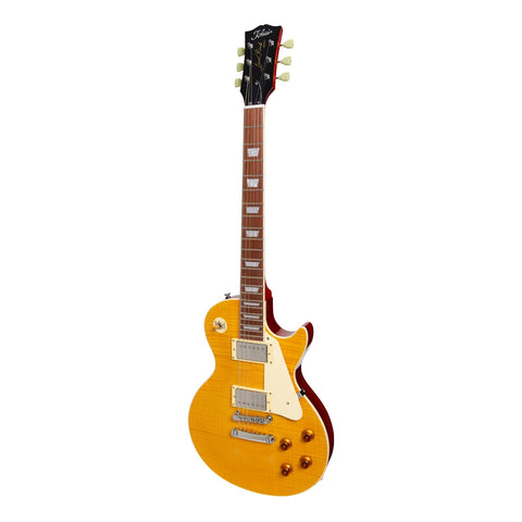 Tokai 'Traditional Series' ALS-62F LP-Style Electric Guitar (Lemon Drop)-ALS-62F-LD