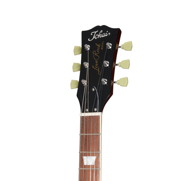 Tokai 'Traditional Series' ALS-62F LP-Style Electric Guitar (Violin Finish)-ALS-62F-VF