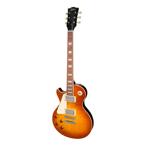 Tokai 'Traditional Series' ALS-67FL Left Handed LP-Style Electric Guitar (Violin Finish)-ALS-67FL-VF