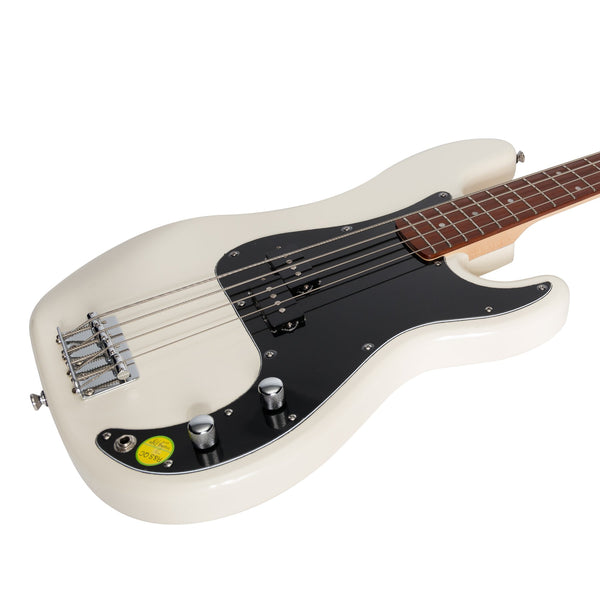 Tokai 'Traditional Series' APB-58 P-Style Electric Bass (Vintage White)-APB-58-VWH
