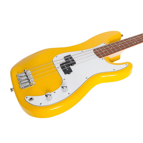 Tokai 'Traditional Series' APB-58 P-Style Electric Bass (Yellow)-APB-58-YW
