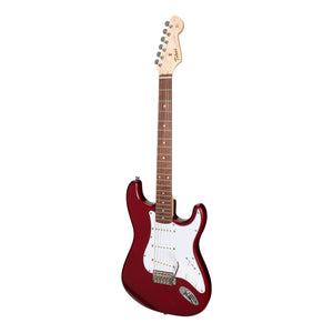 Tokai 'Traditional Series' AST-52 ST-Style Electric Guitar (See Through Red)-AST-52-SR
