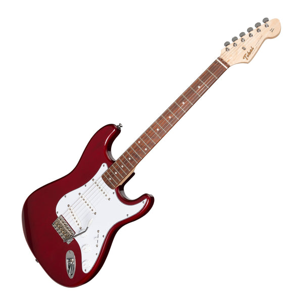 Tokai 'Traditional Series' AST-52 ST-Style Electric Guitar (Wine Red)-AST-52-WR