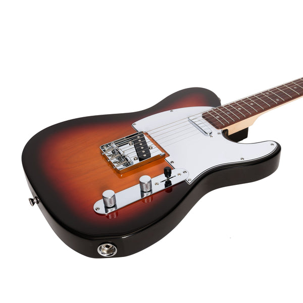 Tokai 'Traditional Series' ATE-52 TE-Style Electric Guitar (Yellow Sunburst)-ATE-52-YS
