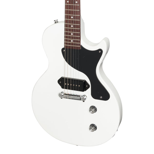 Tokai 'Traditional Series' LSJ-54 LP-Junior Style Electric Guitar (See Through White)-LSJ-54-STW