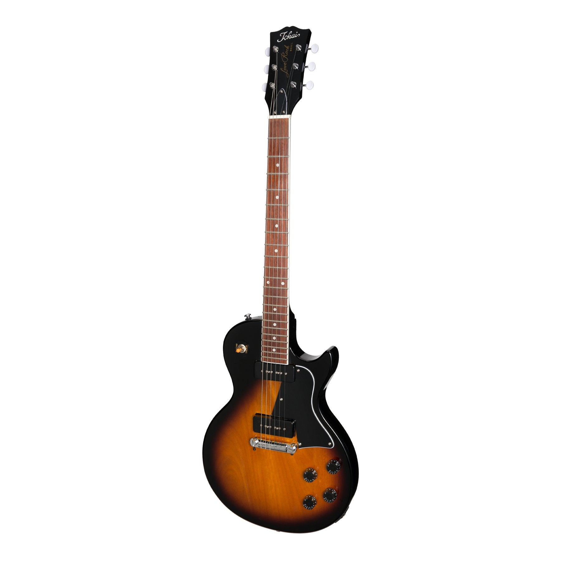 Tokai 'Traditional Series' LSS-58 LP-Special Style Electric Guitar (Sunburst)-LSS-58-SB