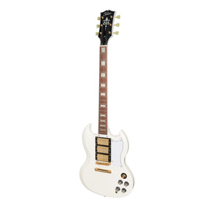Tokai 'Traditional Series' SG-71S SG-Custom Style Electric Guitar (Antique Ivory)-SG-71S-AI