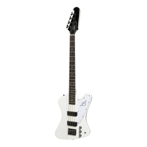 Tokai 'Traditional Series' TB-65 T-Bird Style Bass Guitar (Snow White)-TB-65-SW