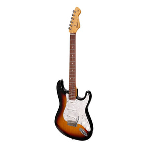 Tokai 'Vintage Series' AST-118 ST-Style Electric Guitar (Yellow Sunburst)-AST-118-YS/R