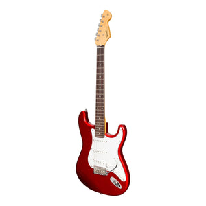 Tokai 'Vintage Series' AST-95 ST-Style Electric Guitar (Metallic Red)-AST-95-MR/R