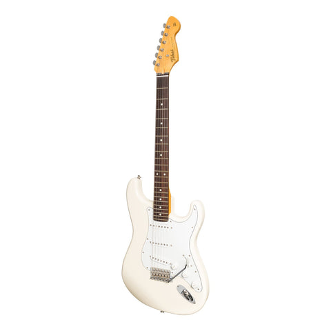Tokai 'Vintage Series' AST-95 ST-Style Electric Guitar (Vintage White)-AST-95-VWH/R