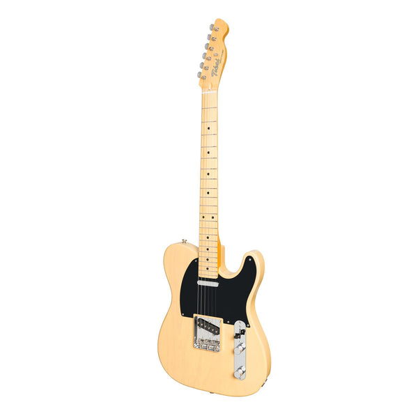 Tokai 'Vintage Series' ATE-118 TE-Style Electric Guitar (Off White Blonde/Maple Fretboard)-ATE-118-OWB/M