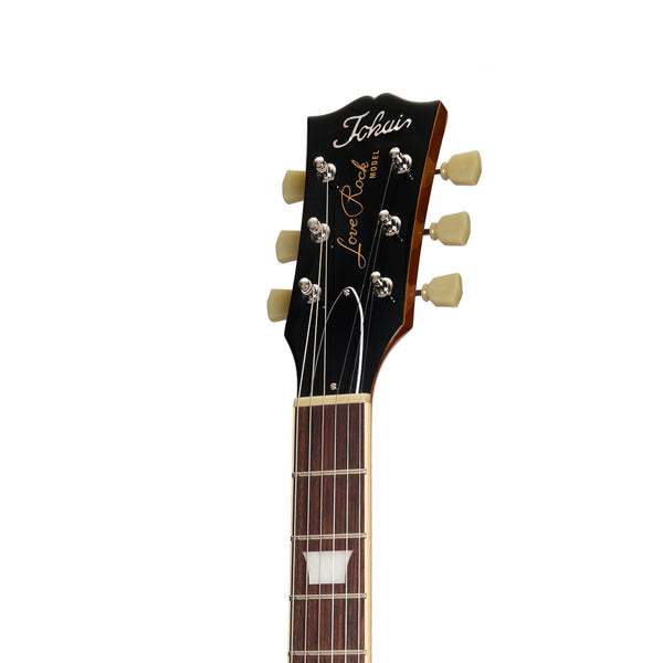 Tokai 'Vintage Series' LS-132S LP-Style Electric Guitar (Gold Top)-LS-132S-GT