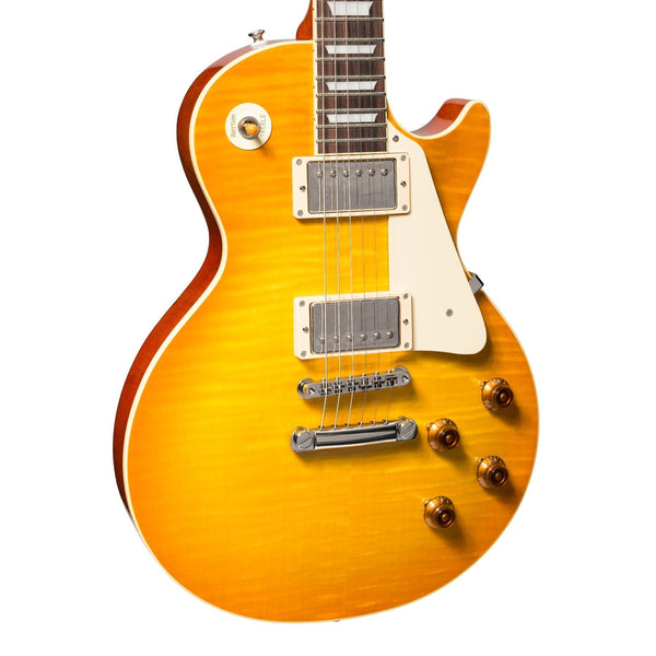 Tokai 'Vintage Series' LS-136F Flame Top LP-Style Electric Guitar (Honey Burst)-LS-136F-HB