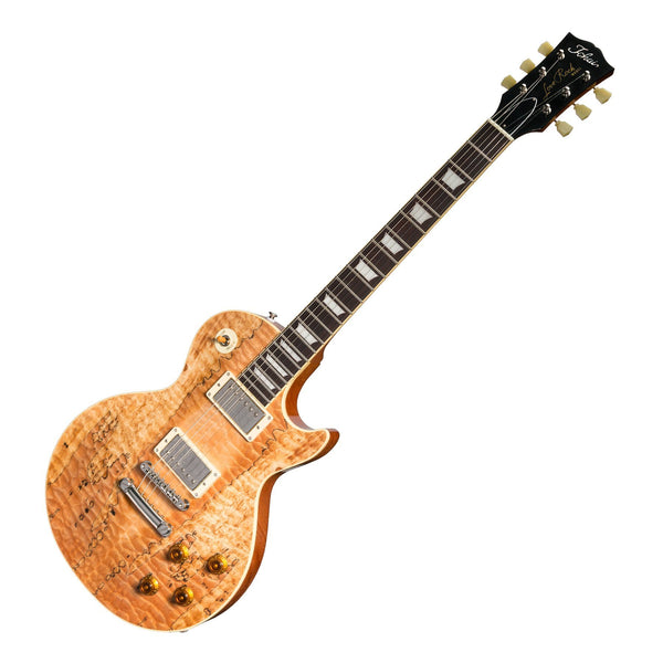 Tokai 'Vintage Series' LS-142SQM LP-Style Electric Guitar (Natural)-LS-142SQM-N