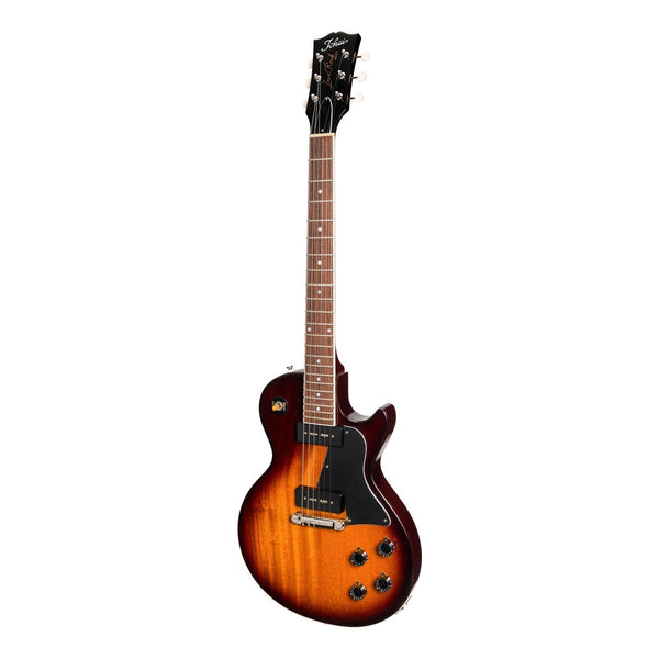 Tokai 'Vintage Series' LSS-124 LPS-Style Electric Guitar (Brown Sunburst)-LSS-124-BS