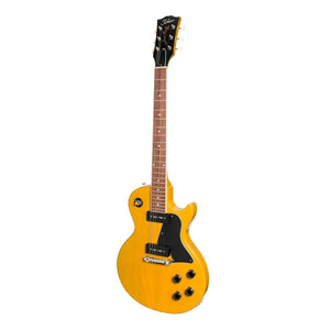 Tokai 'Vintage Series' LSS-124 LPS-Style Electric Guitar (See Through Yellow)-LSS-124-SYW