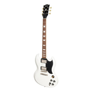 Tokai 'Vintage Series' SG-124 SG-Style Electric Guitar (Snow White)-SG-124-SW
