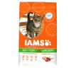 Iams Complete Adult Dry Cat Food with Lamb and Chicken