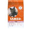 Iams Dried Adult Cat Food with Salmon and Chicken