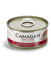 Canagan chicken with beef natural gravy