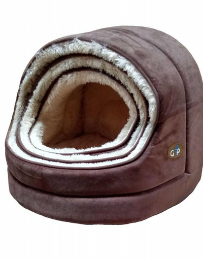 Nordic Hooded Bed