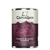 Canagan Dog Can Turkey & Duck Dinner 400g