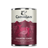 Canagan Dog Can Country Game 400g