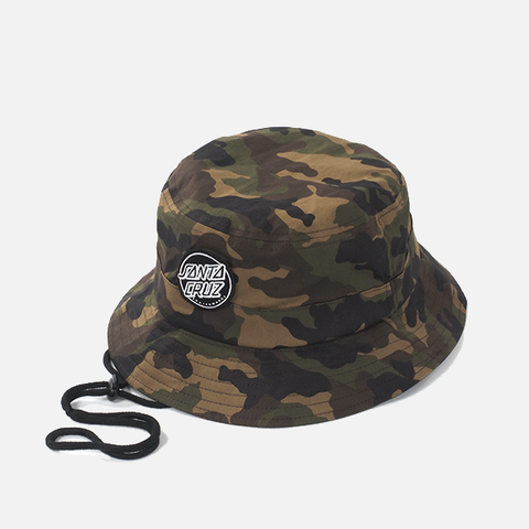 Santa Cruz Aptos 2 Bucket Hat - Camo