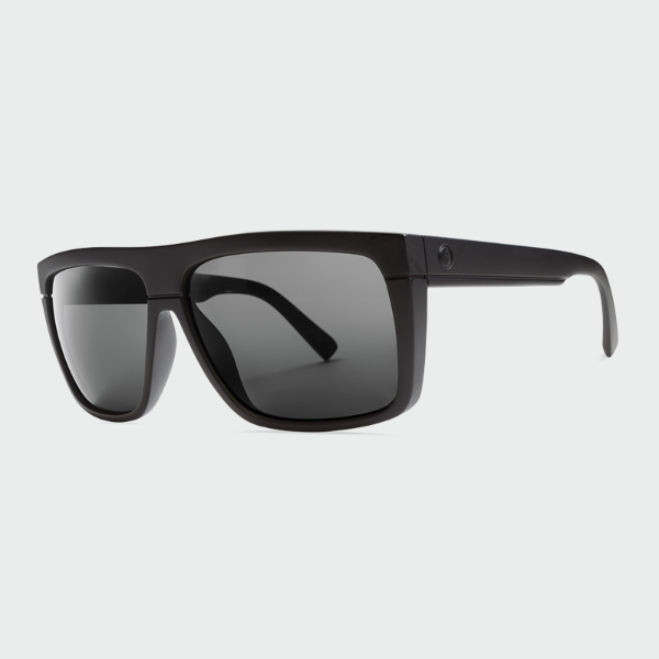 Electric Eyewear Black Top - Matte Black/ OHM Grey